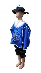 Фото Детская одежда, Карнавальные косюмы Карнавальный костюм для мальчик Мушкетер