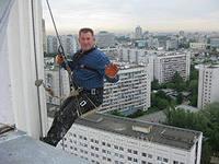 Фото  Все услуги Промышленнoго альпинизма.
