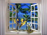 Фото  Окна ПВХ любой конфигурации. Алюминиевые конструкции со стеклом любой конфигурации.