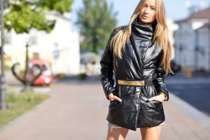 Фото Куртки, пальто, жилетки 2014-15 Куртка