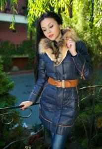 Фото Куртки, пальто, жилетки 2014-15 Пуховик
