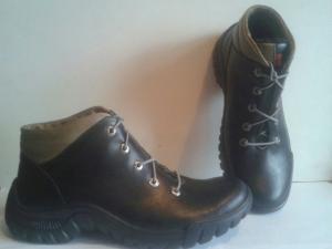 Фото мужская обувь, ботинки - полусапоги ботинки на меху