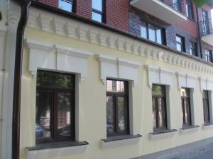 Фото  Дизайн фасадов зданий
