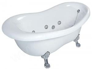 Фото Замена и установка ванны Установка сифона под ванну (обвязка пластик)