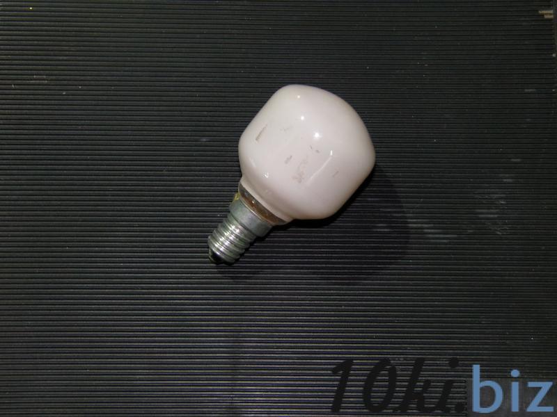 лампа накаливания голубая 40W  Е 14