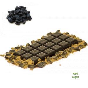 Фото Шоколад ручной работы, Веганский шоколад с кэробом Шоколад веганский