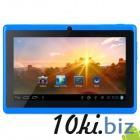 """Q8+ Android 4.4 A23 Quad Core Tablet PC w/ 7"""" Screen, 4GB ROM, Wi-Fi, Dual-Cam - Blue"""