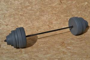 Фото Штанги Штанга 147 кг от производителя + 10 кг в подарок