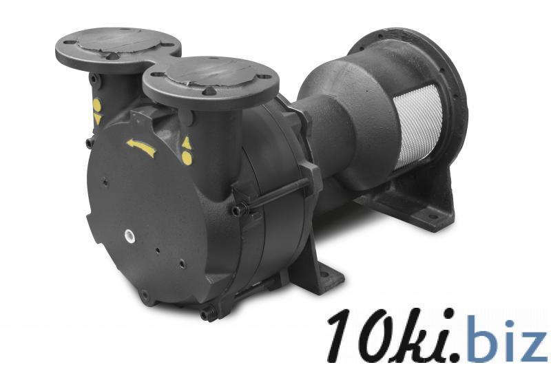 Вакуумные водокольцевые и вакуумные роторно-лопастные насосы