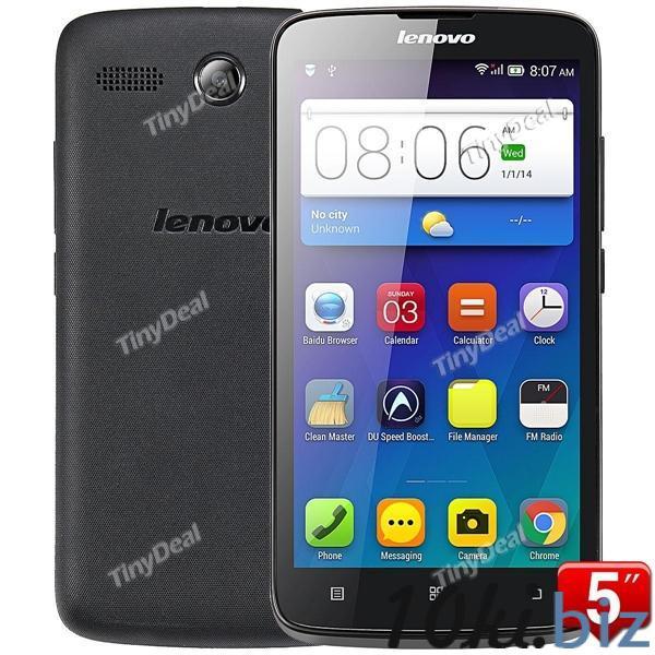 "LENOVO A399 5"" IPS MTK6582M Quad-core Android 4.4 3G Phone 2MP CAM 512MB RAM 4GB ROM P05-LA399"