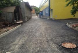 Фото  Строительство дорог