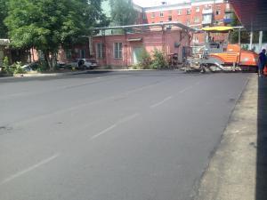 Фото  Ремонт дорог