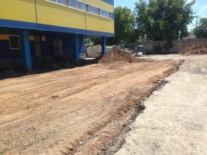 Фото  Отсыпка дорог