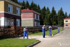 Фото  Техобслуживание зданий и территорий