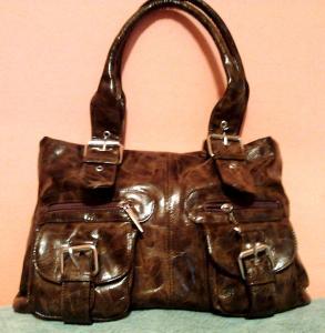 Фото Женские сумки Женская сумка с двумя карманами