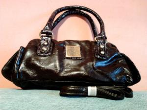 Фото Женские сумки Маленькая женская сумочка темно-коричневая