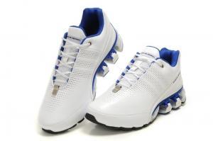 Фото ОБУВЬ, Мужская Обувь, Кроссовки Adidas Porsche Design IV белый/синий