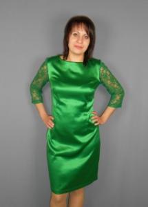 Фото Женская одежда, Нарядные платья Модель 176-1 / платье