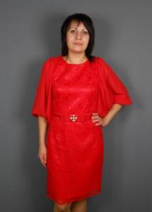 Фото Женская одежда, Нарядные платья Модель 173-2 / платье