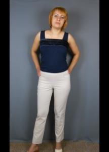 Фото Женская одежда, Брюки Модель 412 / брюки