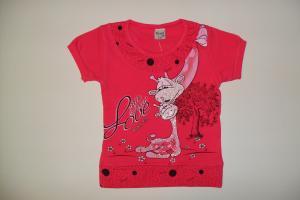 Фото Детская одежда 1-5 лет, Футболки для девочек футболка-3300