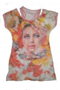 Фото Подростковая одежда, Туники для девочек туника6165