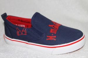 Фото Спортивная обувь, Кеды Кеды 1237Е-7 синий