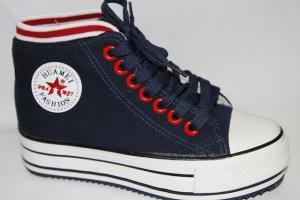 Фото Спортивная обувь, Кеды Кеды В05 blue