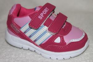 Фото Спортивная обувь, Кроссовки Кроссовки А083-1 розовый