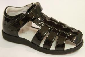 Фото Туфли, Праздничные туфли для мальчиков Сандалии 18375В