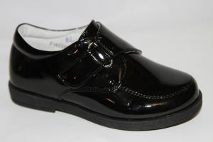 Фото Туфли, Праздничные туфли для мальчиков Туфли 18228В bl