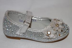 Фото Туфли, Праздничные туфли для девочек, до 25 Туфли F-004