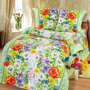 Фото Постельное белье, Из бязи, 1,5 спальное Арт Постель 1,5 Родные просторы