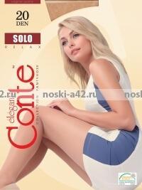 Фото  Колготки Conte SOLO 20 bronz