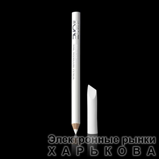 31480 отбеливающий карандаш для французского маникюра the one