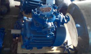 Фото  Электродвигатели взрывозащищенные Электродвигатели взрывозащищенные АИУ