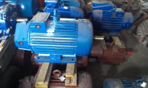 Фото  Электродвигатели крановые Электродвигатели Краново-металлургические с фазными ротором ДMTН