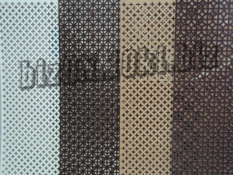 Фото Решетки ПВХ и Экраны МДФ для радиаторов отопления и декора «КОЛУМБИЯ»    перфорированная декоративная панель МДФ для радиаторов отопления (батарей) и интерьера