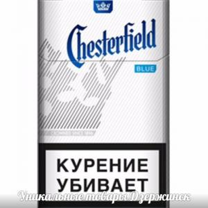 Фото  Chesterfield Blue (мрц 70)