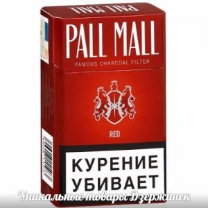 Фото  Pall Mall Red (мрц 69)