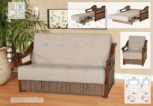 Фото Диваны, кровати и матрасы , Диваны производителя Мебель-сервис Рико