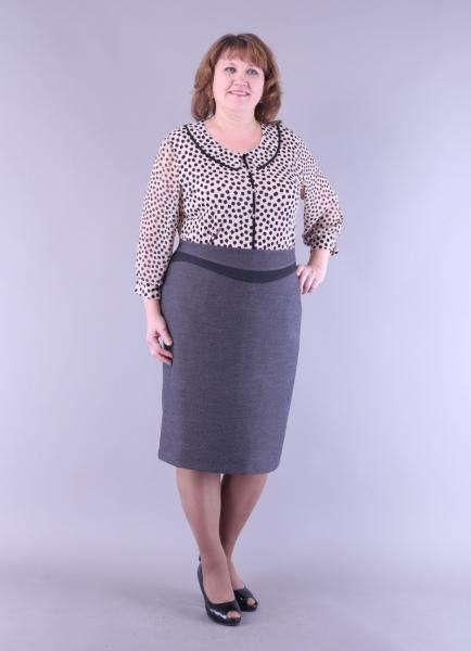 Купить юбки для полных