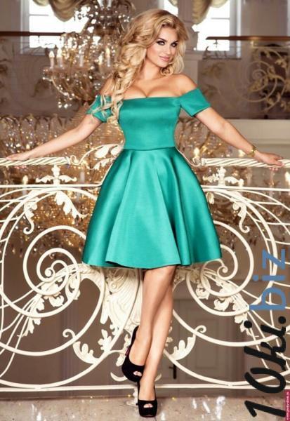 Вечернее платье под каре