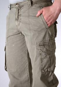 Фото Брюки, бриджи, шорты, хлопок Модель: HY-003