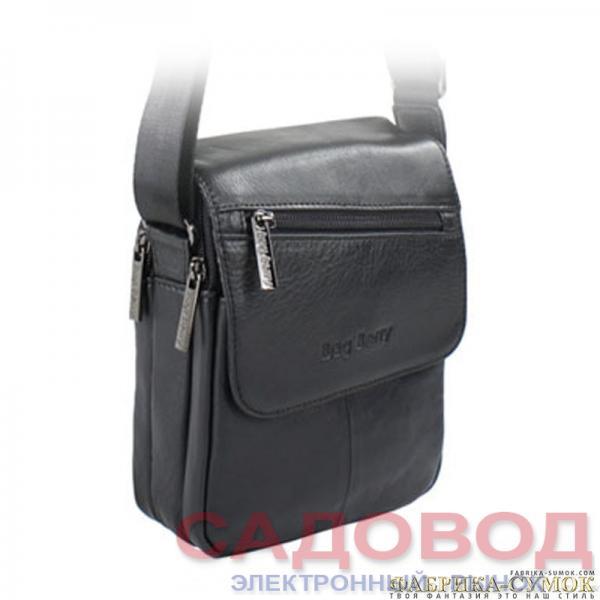 Мужская сумка арт. 1862617A-BagBerry-BLK