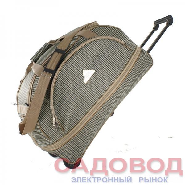 Колесная сумка арт.Саквояж-А205(г/л)