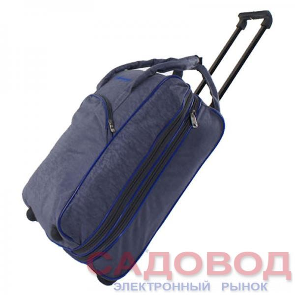 Колесная сумка арт.Саквояж-А206(ж)