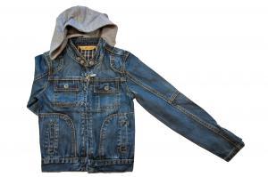 Фото КУРТКИ ДЖИНСОВЫЕ ОПТОМ, ДЛЯ МАЛЬЧИКОВ Куртки джинсовые для мальчиков B6081 B6081