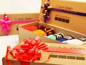 Фото Упаковка Коробка подарочная Calvin Klein