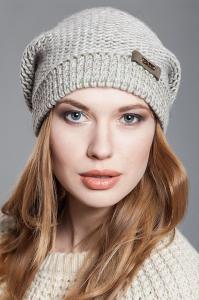 Фото молодежная шапка, Classic Шапка Стефания